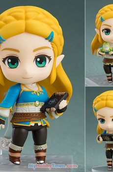 Nendoroid Zelda - Breath of the Wild Ver.