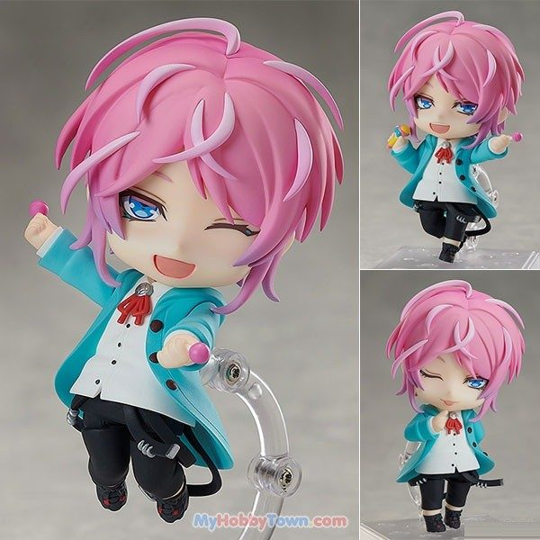 Nendoroid Ramuda Amemura preorder di myhobbytown By FREEing Series: Hypnosis Mic -Division Rap Battle-     Harga: Rp                       735.000 (DP: Rp                                                                      200.000) Full Payment: Rp        725.000     Batas Order 19 November 2019 Rilis September 2020 Barang Sampai Oktober - November 2020
